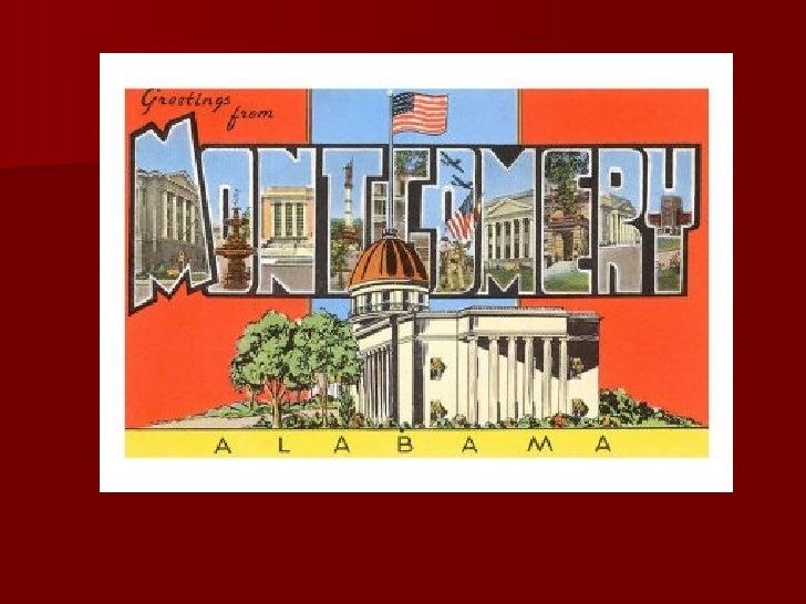 Social Studies- Montgomery, AL
