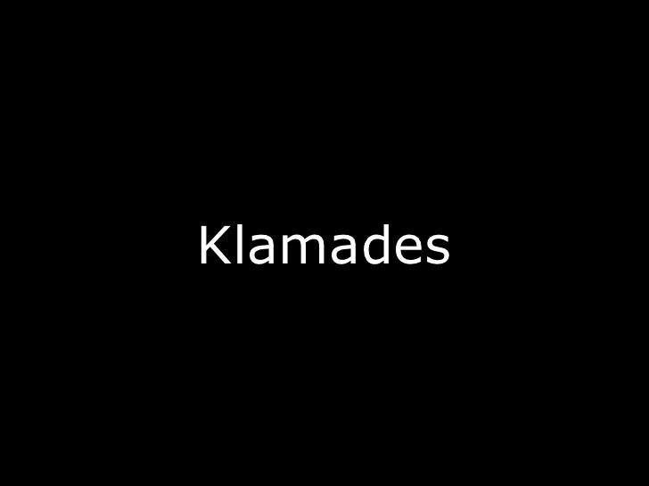Klamades