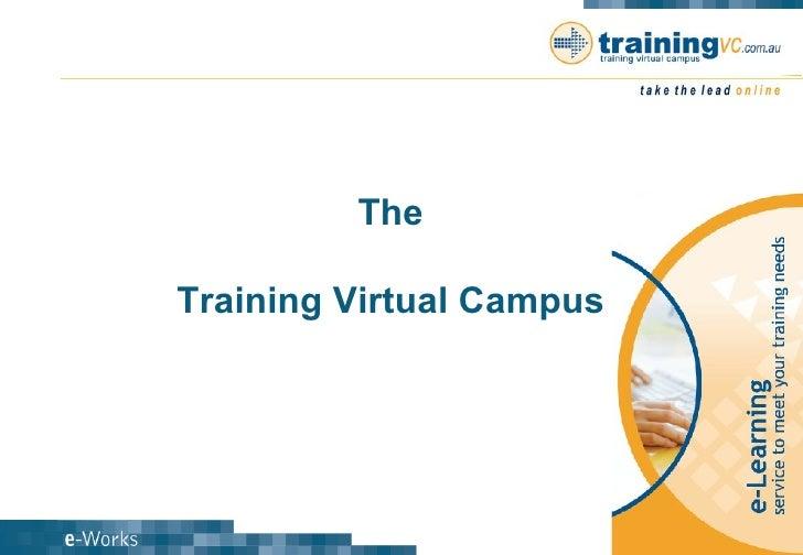 Training VC Presentation