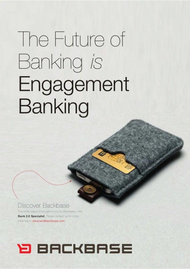 El futuro de la banca es el Engagement banking