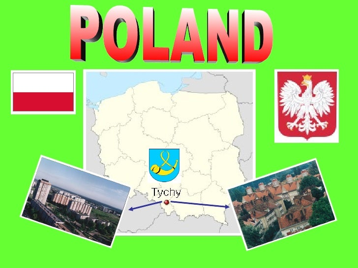 Our town Tychy, Poland