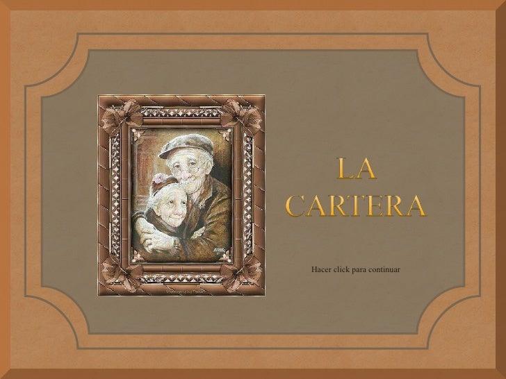 La Cartera (por: carlitosrangel)