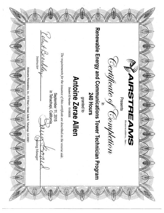 Allen.Antoine Certificates.PDF