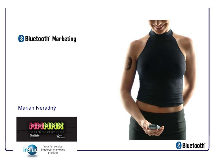MMMMX - Bluetooth marketing