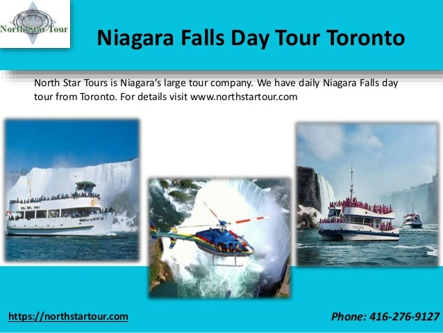 Niagara Falls Day Tour With Lunch Cruise From Toronto