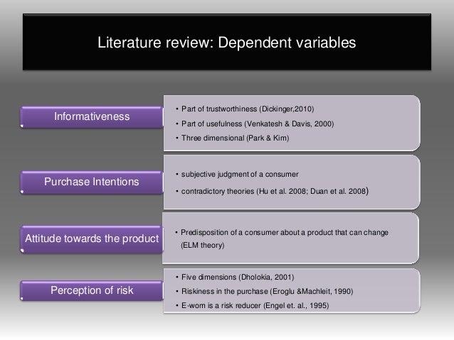 Dissertation hypothesis development