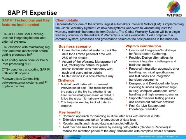 sap case study interview (a composite case study of how companies in the employment services sector applied sap, jd edwards, and baan interview results are summarized and applied to.