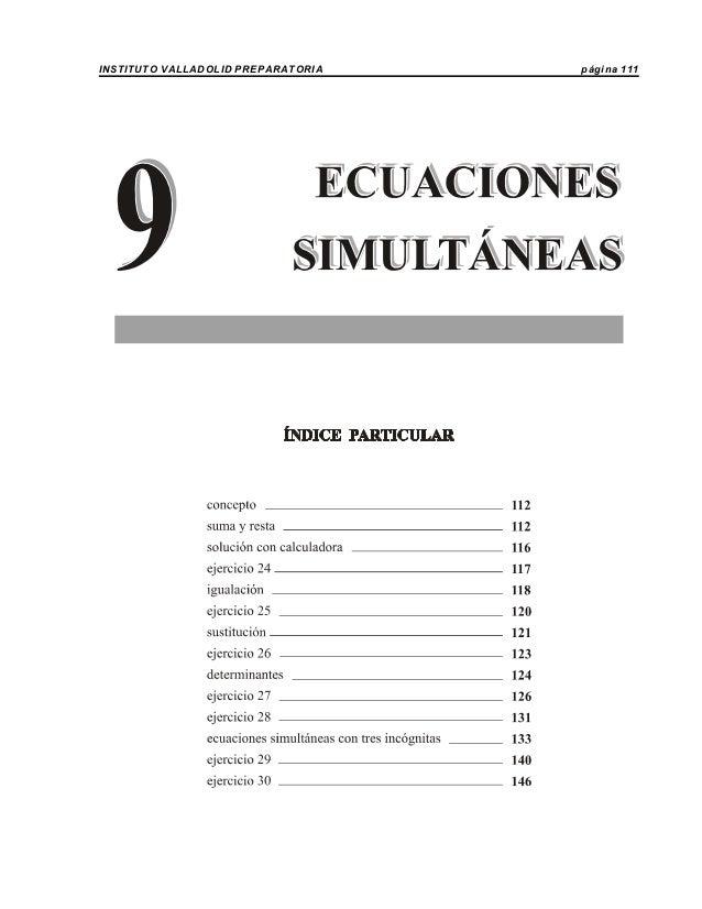 INSTITUTO VALLADOLID PREPARATORIA página 111