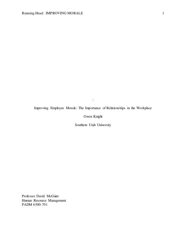 research paper on role of hr in tqm The following case study details a consumer goods company s experience using the tqm methodology s seven steps of problem solving in its human resources.