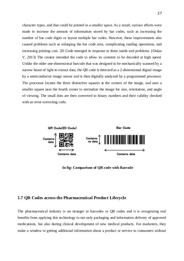 qr code research paper Qr code security peter kieseberg, manuel leithner, martin mulazzani,  @sba-researchorg abstract this paper examines qr codes and how they can be used.