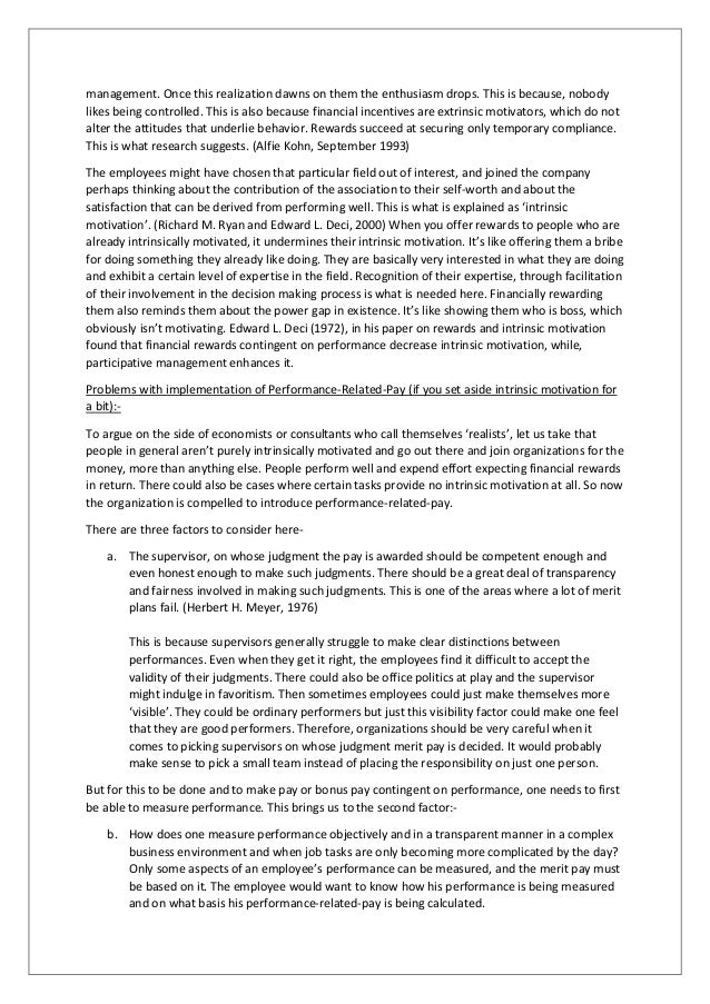 essay on performance management co essay on performance management
