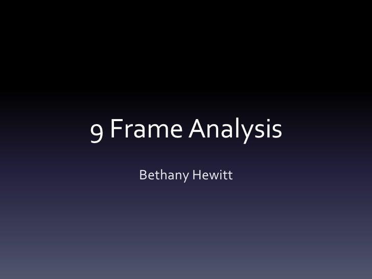 9 frame