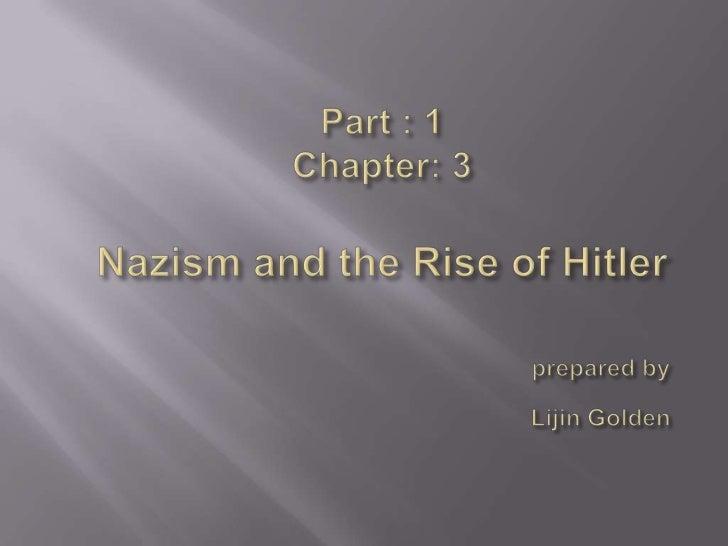 9 his(nazism)