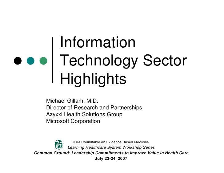 9 Information%20 Technology%20 Sector%20 Presentation%20(F)