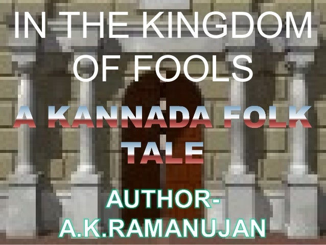 9 in the kingdom of fools