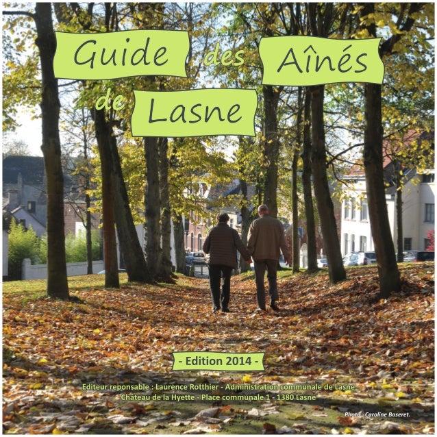 Guide des aînés 2014