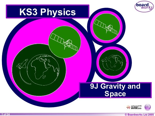 9 j gravity and space