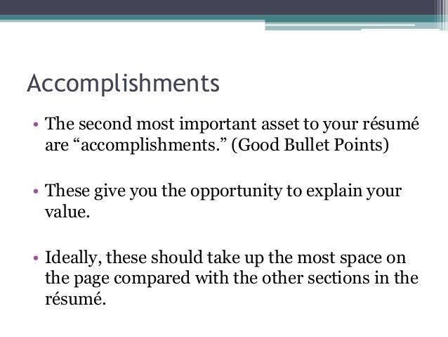 accomplishment quotes for resume quotesgram. resume ...