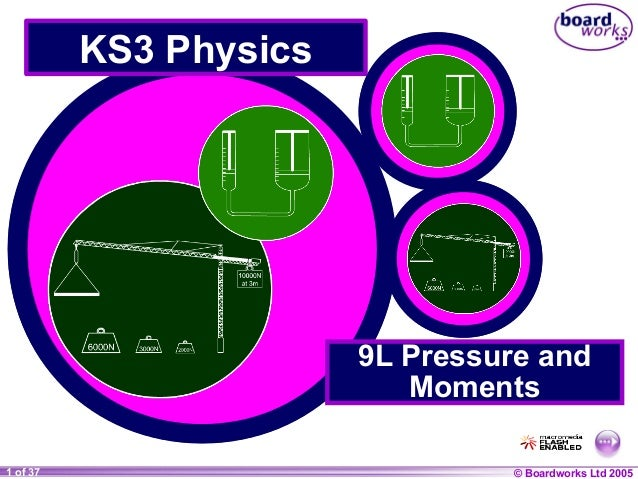 9 l pressure and moments