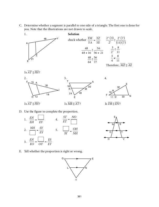 grade 9 mathematics module 6 similarity. Black Bedroom Furniture Sets. Home Design Ideas