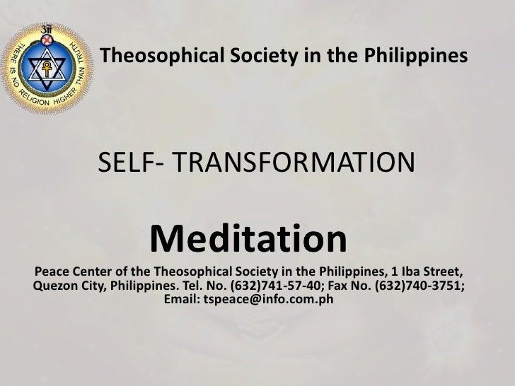 9 Meditation