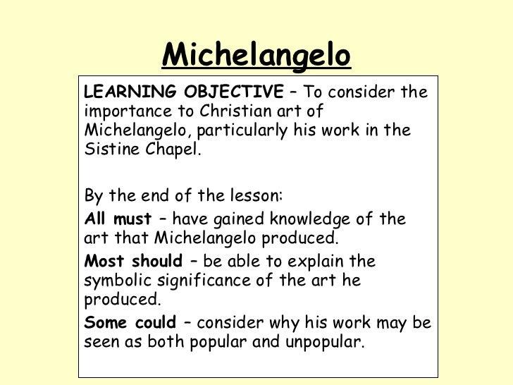 9michelangelo kw bblog