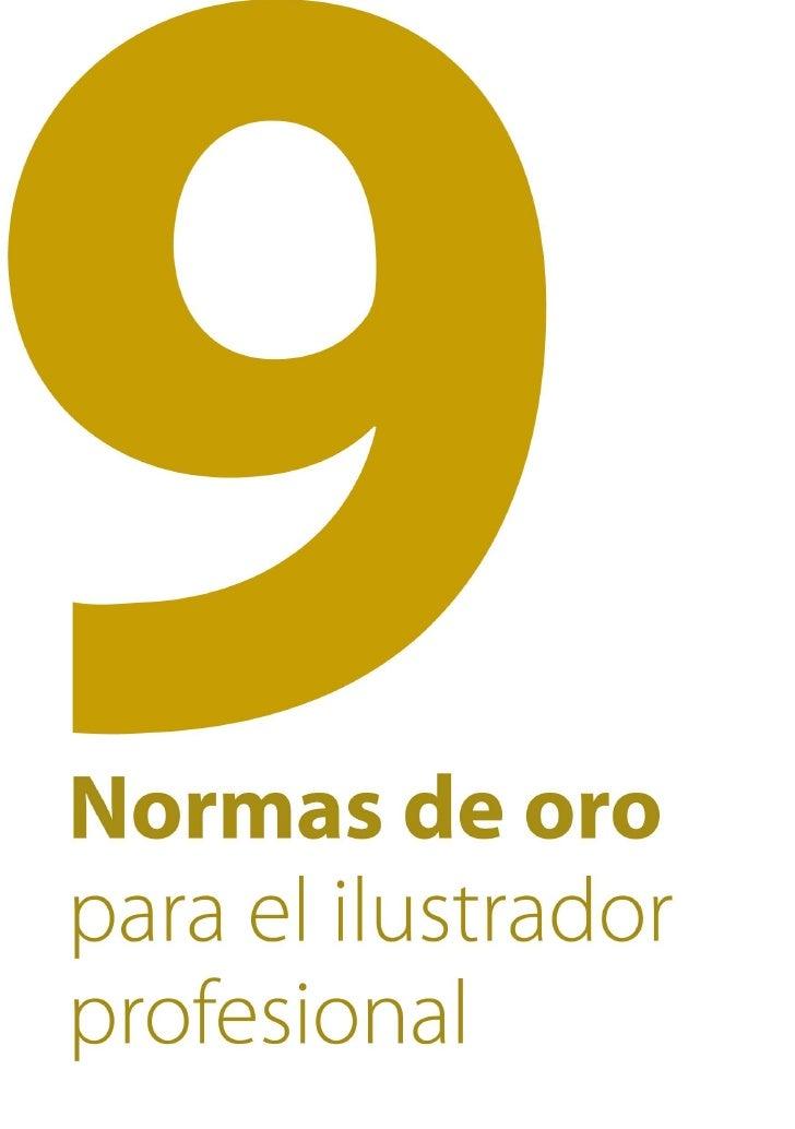 9 Normas De Oro Para El Ilustrador Profesional