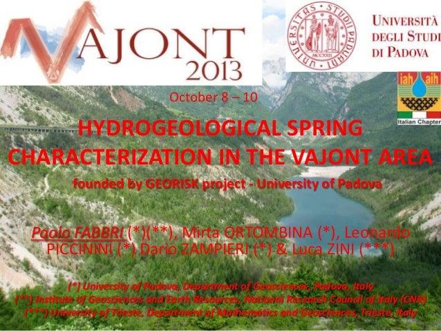 9oct 2 fabbri-hydrogeological spring