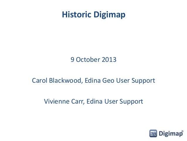 Historic Digimap