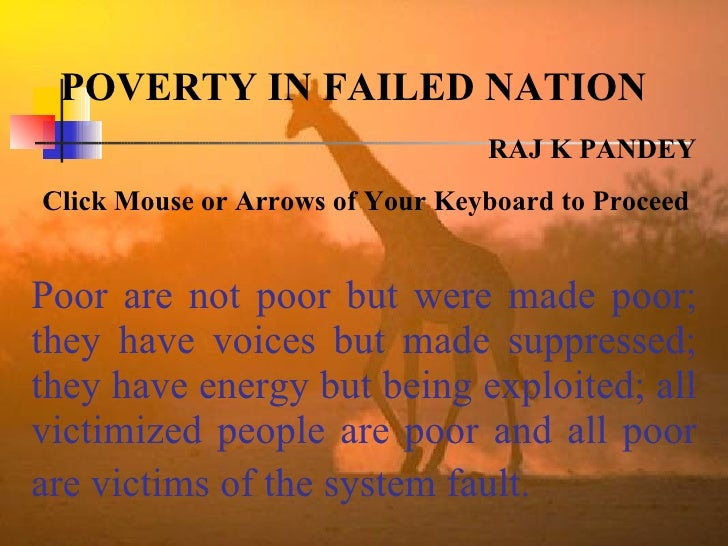 9 Poverty In  Failed  Nations With Music