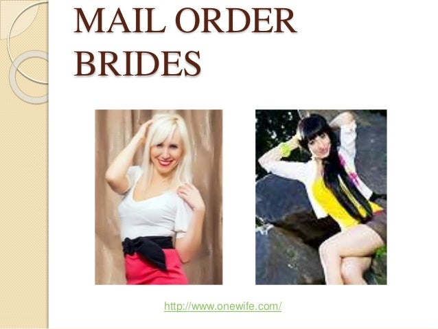 Mail Order Bride Visa Marry