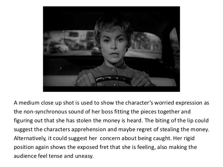 psycho parlour scene analysis The 1960 psychological thriller, psycho,  psycho (movie) shower scene essay sample  the parlour scene,.