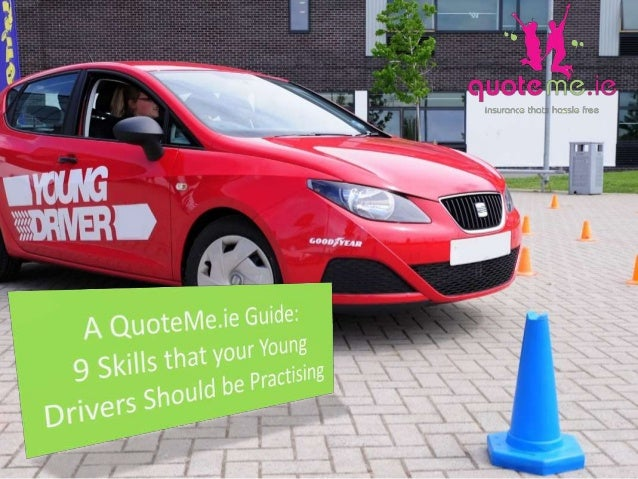9 skills young drivers should practise