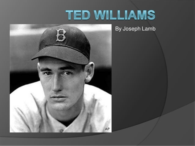 9 ted williams