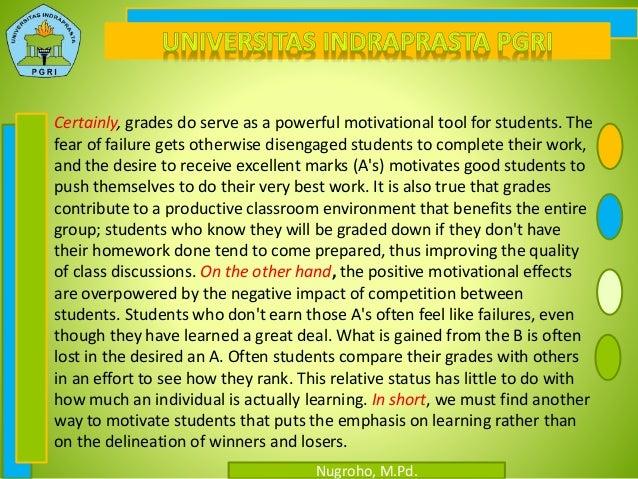 Argumentative Essay About Student Failure