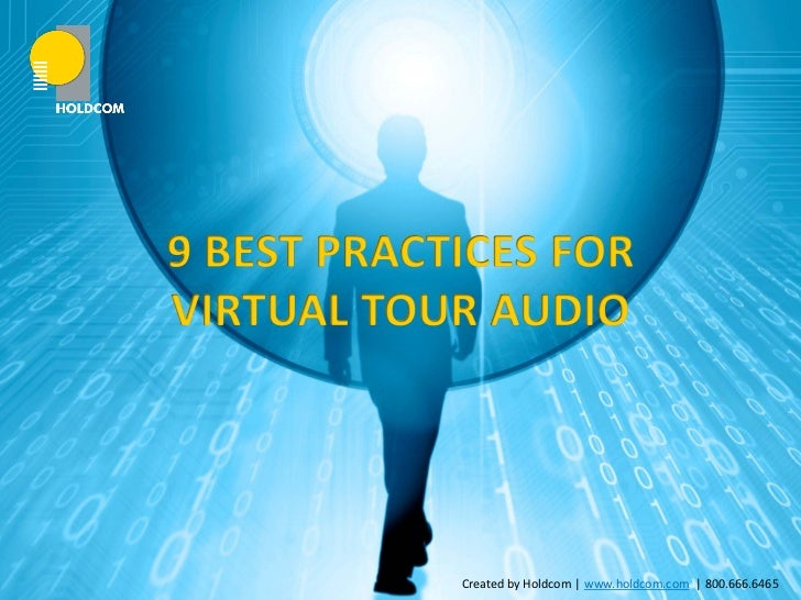 9 Best Practices for Virtual Tour Audio