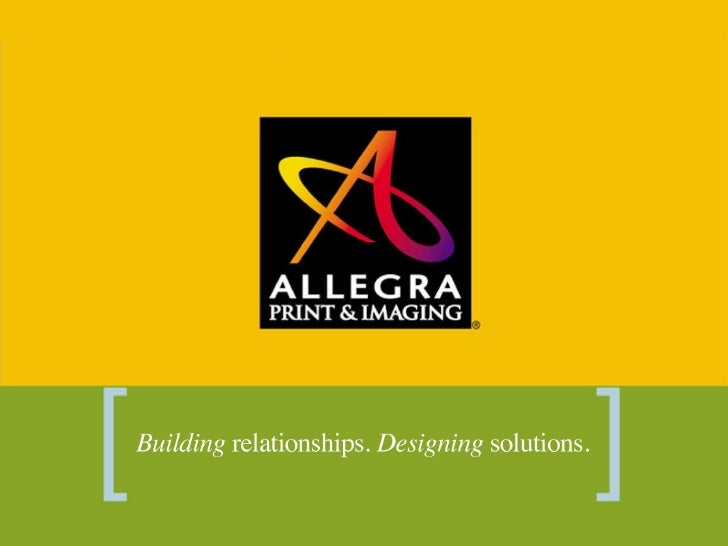 About Allegra Print & Imaging