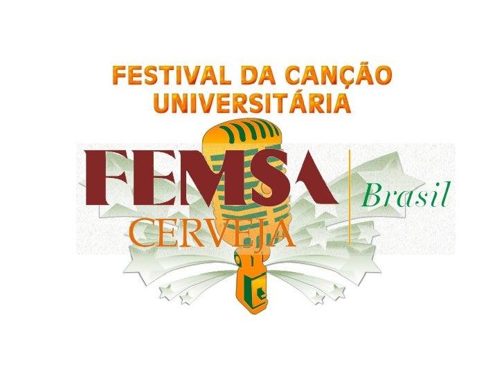 ApresentaçãO Fest