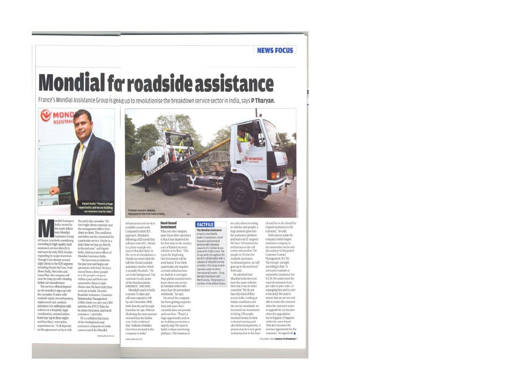 Autocar Prof Article
