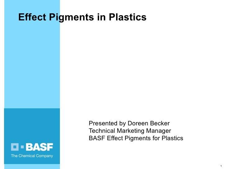 Basf Linked In Presentation