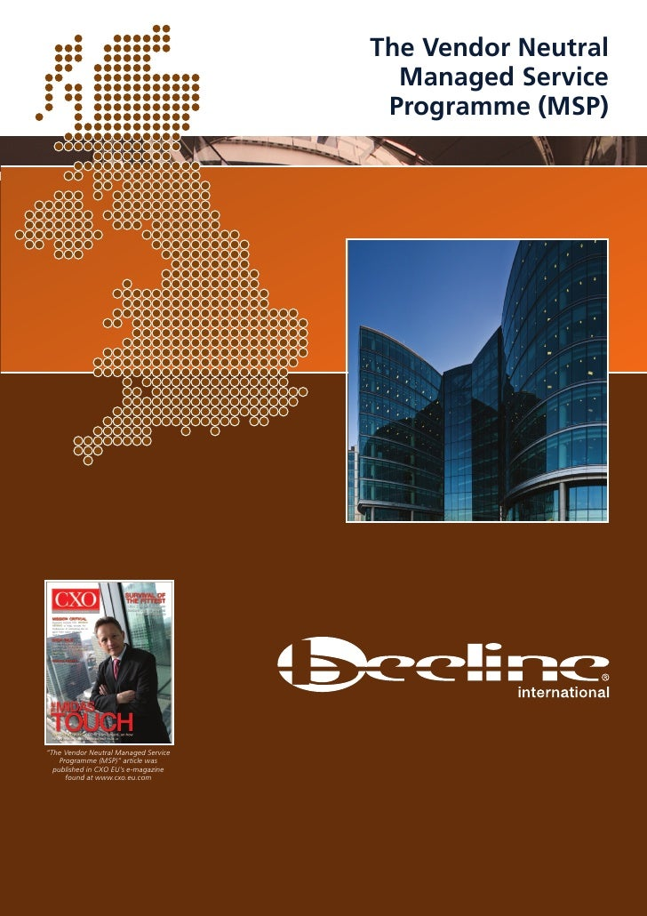 Beeline International MSP Article