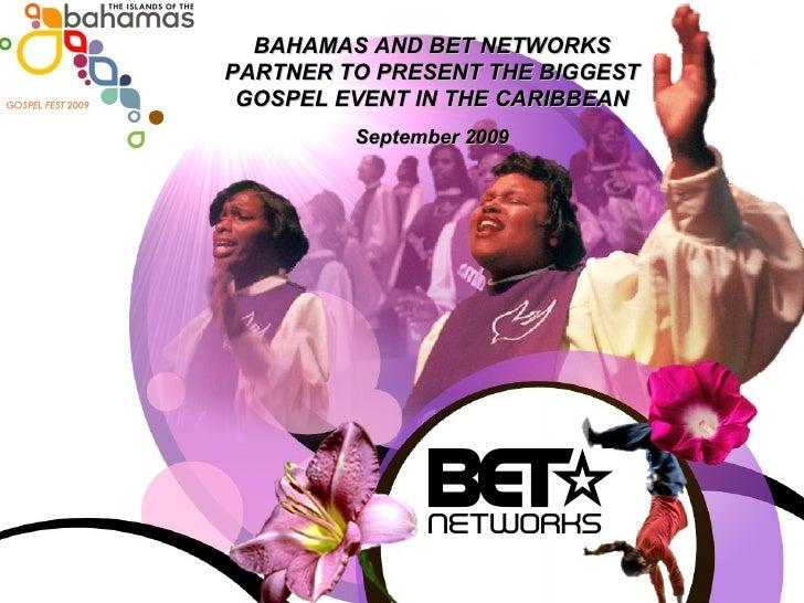 Bahamas Gospel 2009  Betn Concept Deck