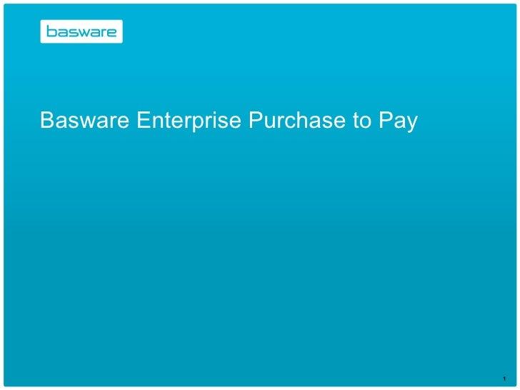 Basware Epp 2008