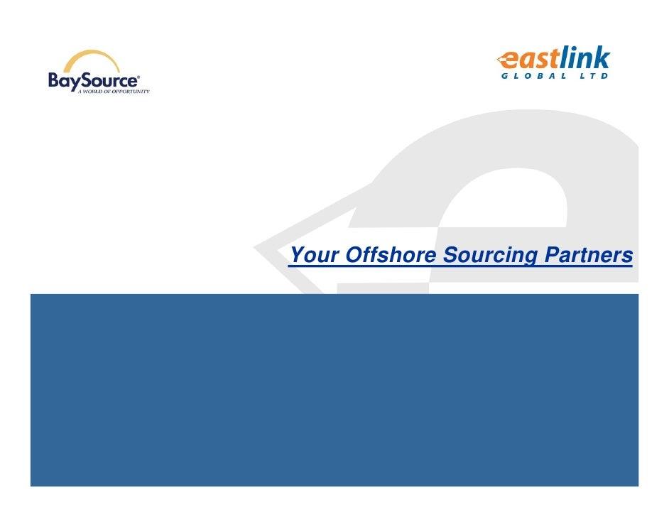 Baysource Primary Customer Presentation