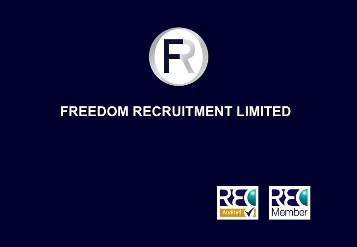 FREEDOM RECRUITMENT LIMITED