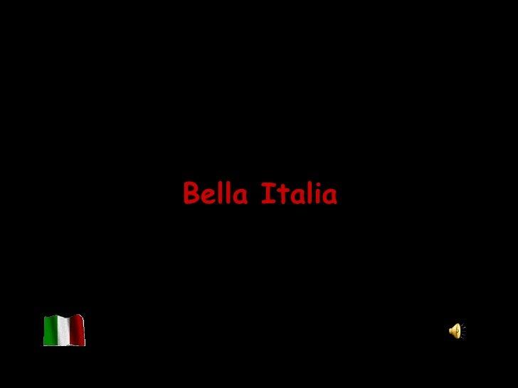 Bella Italia Views