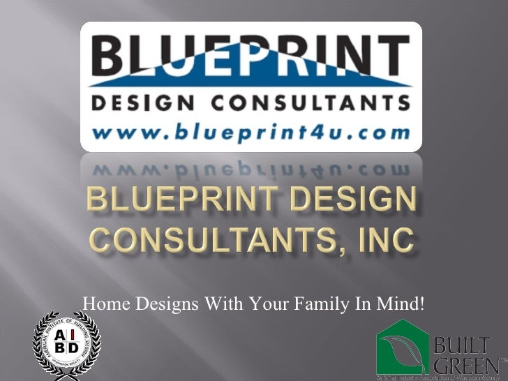 Home Designs With Your Family In Mind!