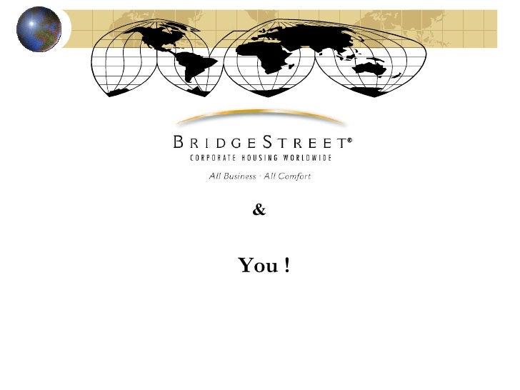 BridgeStreet Corporate/Temporary Housing