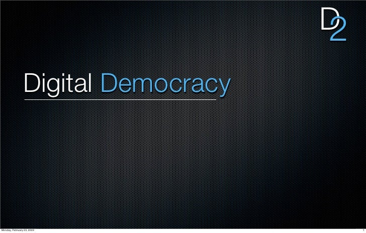 Tufts Digital Democracy Course Material on Burma