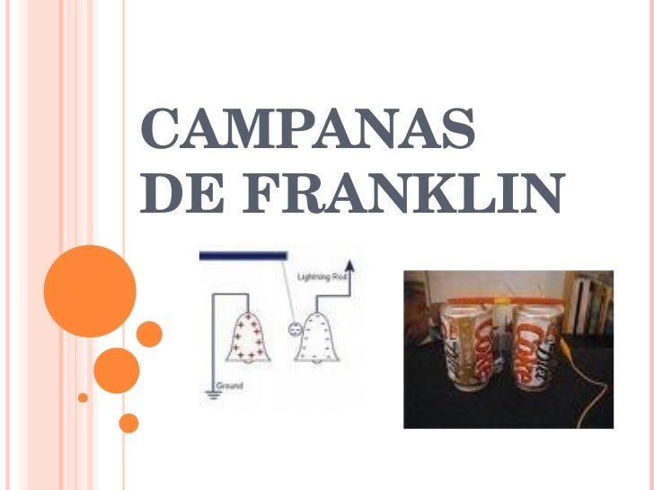 CAMPANAS DE FRANKLIN
